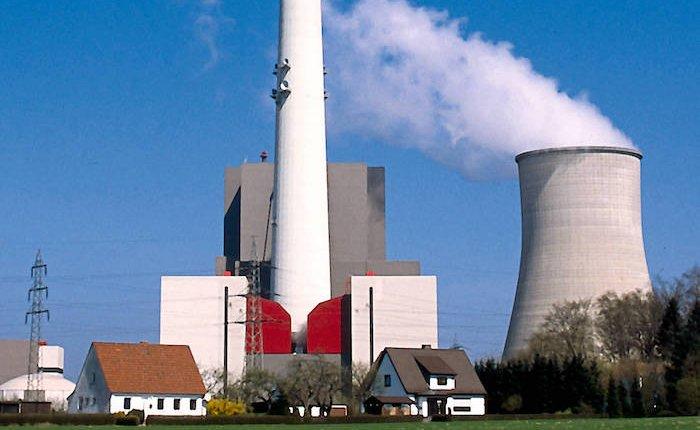 Alman şirketler kömürden çıkış sözleşmesini imzaladı