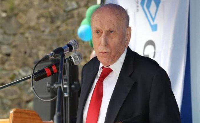 Güriş'in kurucusu Yamantürk hayatını kaybetti