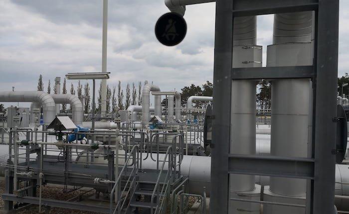 Gazprom Kuzey Akım 2'yi bu yıl tamamlamayı planlıyor
