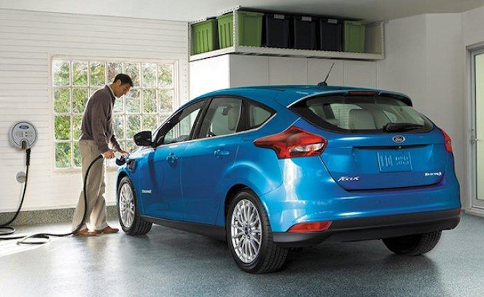 Ford Avrupa'da sadece elektrikli araç satacak