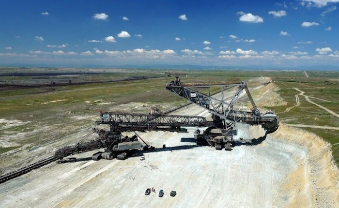 Bulgaristan Maritsa kömür havzasına gaz hattı kuracak