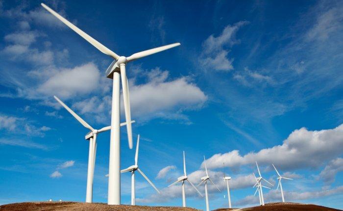 Türkiye Ocak'ta elektriğinin yüzde 11'ini rüzgardan üretti