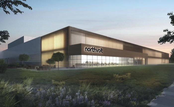 Northvolt Avrupa'nın en büyük batarya fabrikasını kuracak
