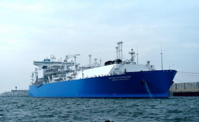 Gazprom LNG üretimini iki katına çıkaracak