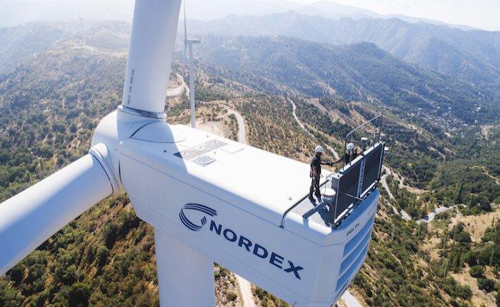 Nordex Türkiye'de 2500 MW'ye ulaştı