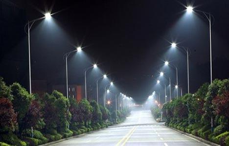 Sokak lambaları için tasarruf uygulaması