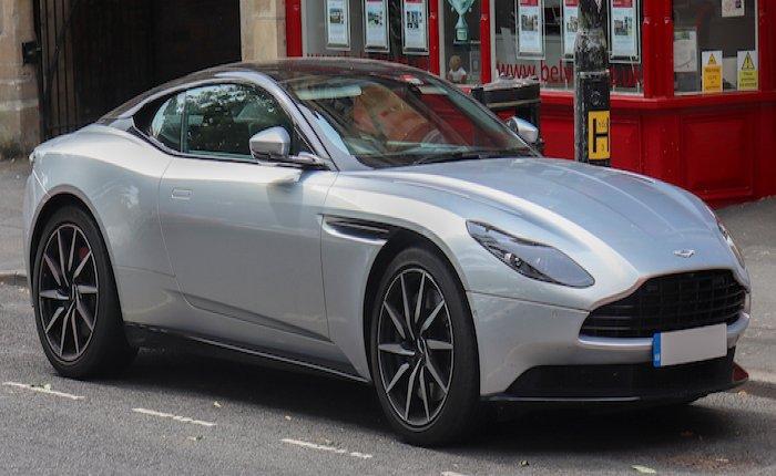 Aston Martin İngiltere'de elektrikli otomobil üretecek