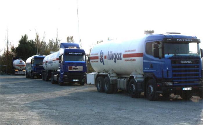 Hürgaz AŞ'nin LPG dağıtıcı lisansı 2036'ya kadar uzatıldı