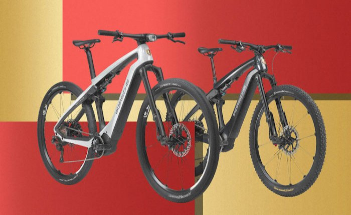 Porsche elektrikli bisiklet modellerini tanıttı