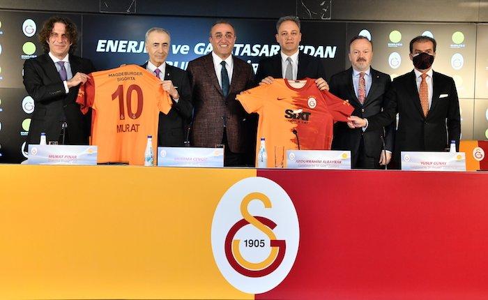 Enerjisa ve Galatasaray Ali Sami Yen çatı GES anlaşması imzalandı