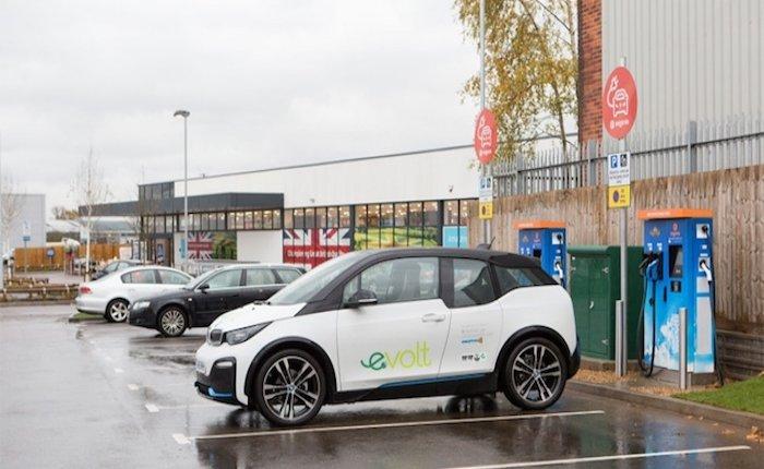 İngiltere EV inovasyon yarışı başlattı