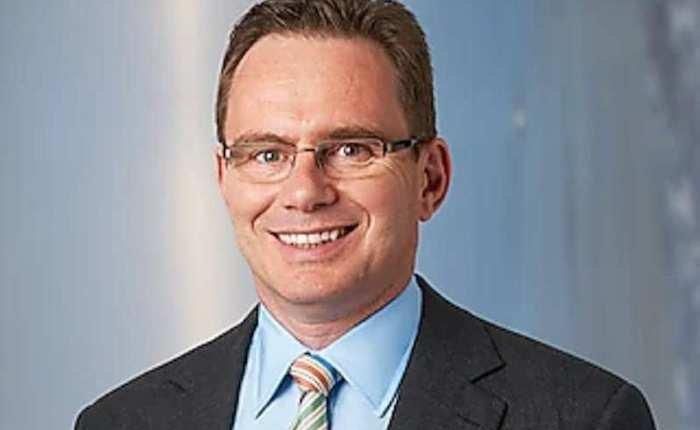 Shell YK Başkanlığına Andrew Mckenzie atandı