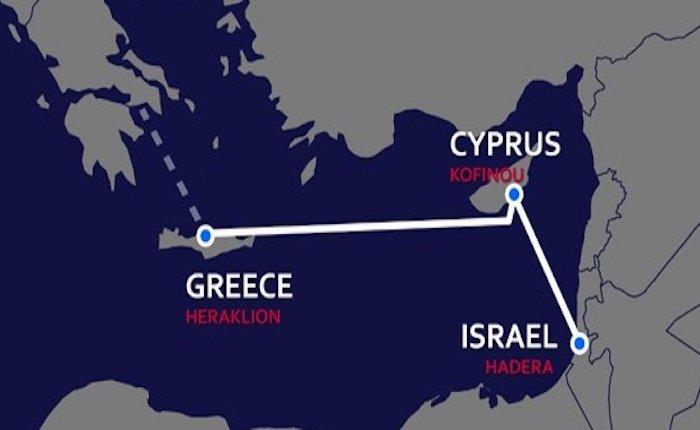 Türkiye'den Güney Kıbrıs, İsrail ve Yunanistan elektrik bağlantısına nota