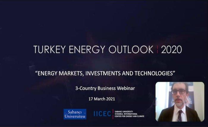 Türkiye'nin temiz enerji potansiyeli çok yüksek