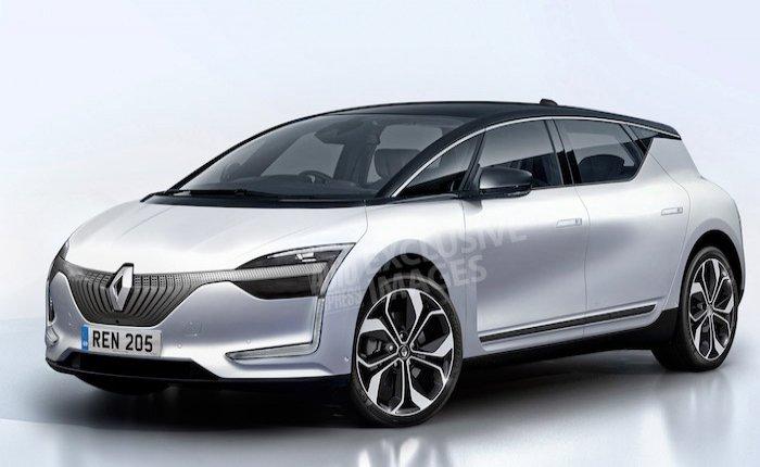 Renault elektrikli ve hibrit araç satışlarını ikiye katlayacak