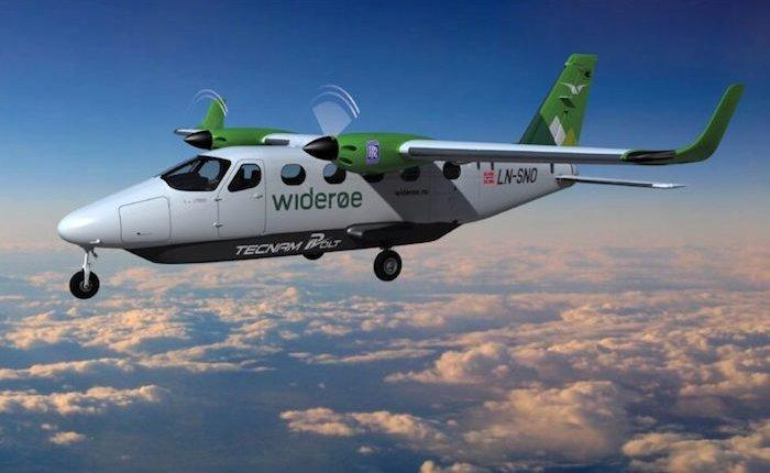 Norveç bölgesel uçuşlarda elektrikli uçaklar kullanacak