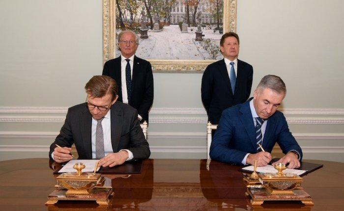 Gazprom Ust-Luga'da gaz işleme hizmetini Linde'den alacak