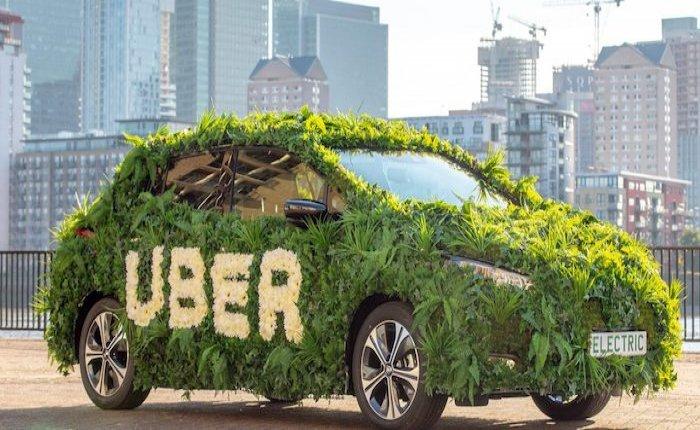Uber Londra'da elektrikli araç hizmetini başlattı