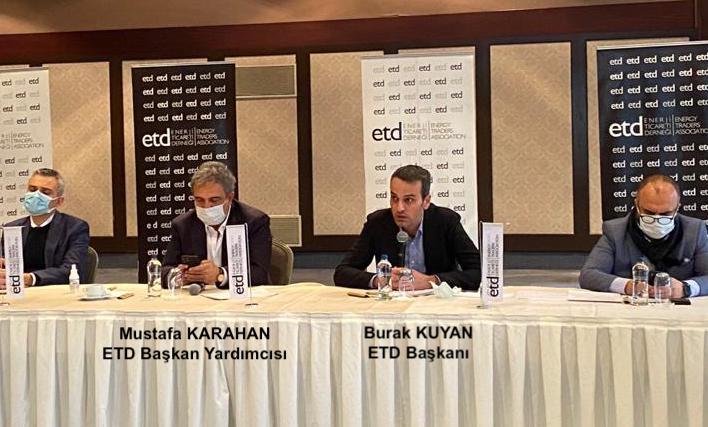 ETD Yönetimi güven tazeledi: Burak Kuyan yeniden başkan