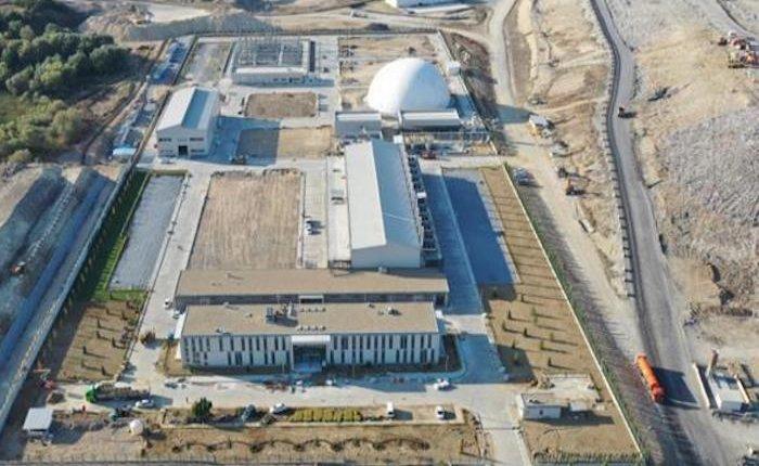 İstanbul'un çöplerinden iki ayda 96 bin 358 MWh elektrik üretildi