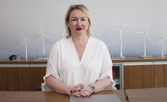 TÜREB'e kadın başkan: Ebru Arıcı