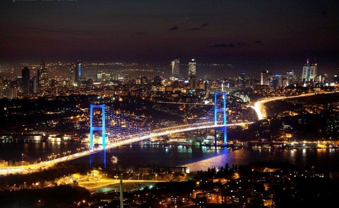 İstanbul 2020'de elektriğin yüzde 17'sini tüketti