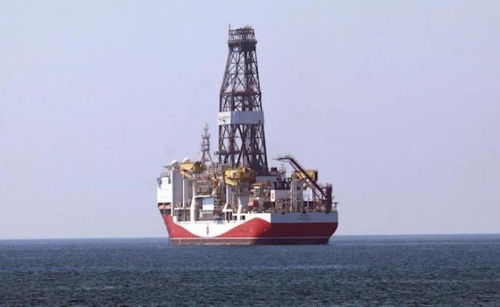 Fatih Gemisi Karadeniz'de sondaj çalışmalarına başladı