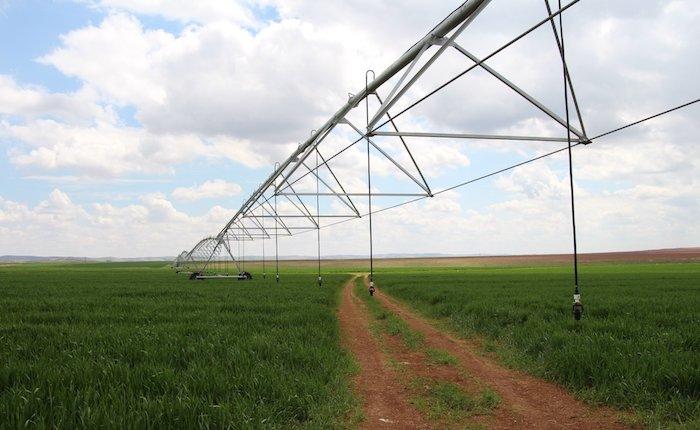 Şanlıurfa'da güneş enerjili tarımsal sulama ile yüzde 50 tasarruf