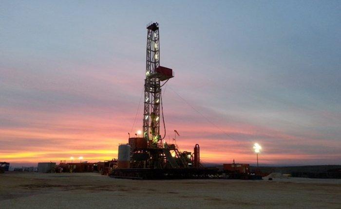 ABD'de doğal gaz sondaj kule sayısı 2 adet arttı