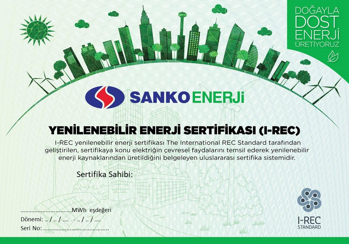 Decathlon, Sanko Enerji'nin temiz elektriğini tüketiyor