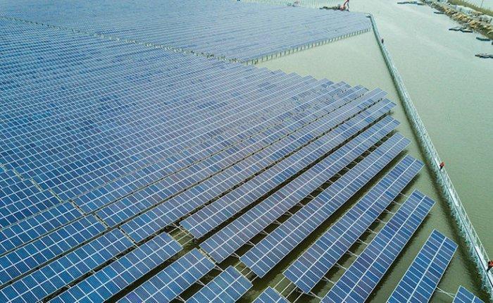 Çin yüzde 11 güneş ve rüzgar elektriği hedefliyor