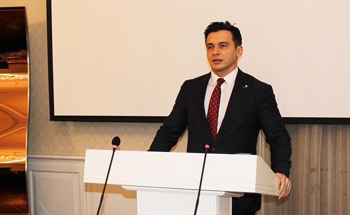 Nükleer Enerji Genel Müdürlüğüne Afşin Burak Bostancı atandı