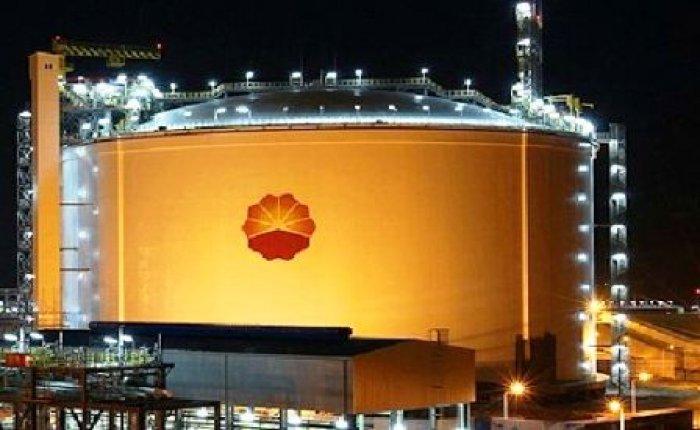 Çin denizde gaz depolama çalışmalarına başlıyor