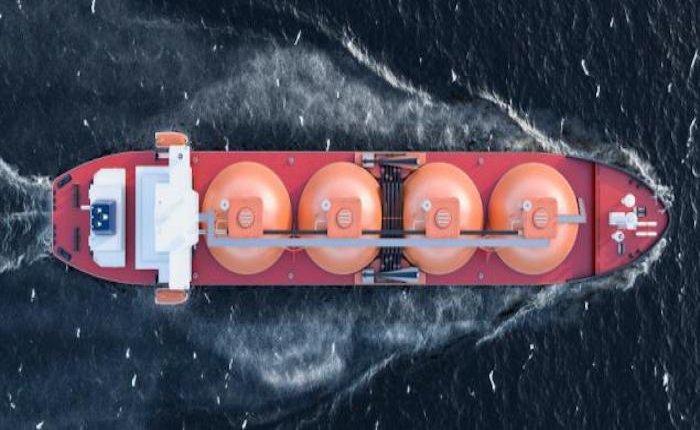 Küresel LNG ithalatı 2020'de arttı