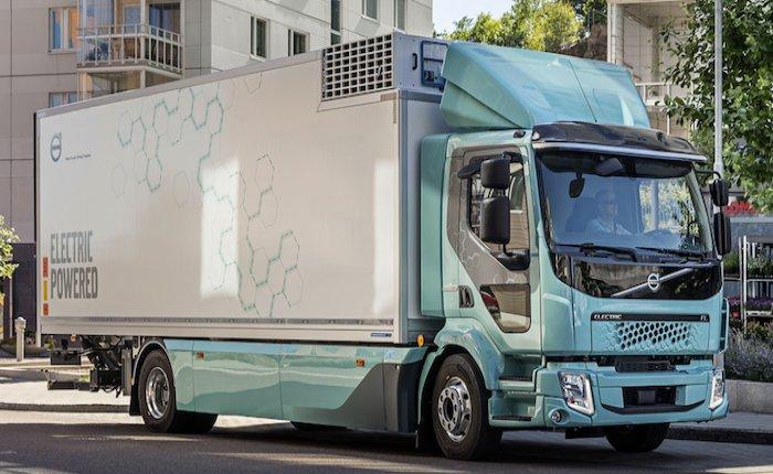Volvo elektrikli kamyon yelpazesini genişletiyor