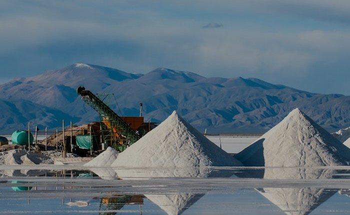 IEA lityum talebinde 40 kat artış bekliyor