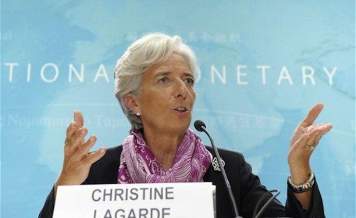 Lagarde: İklim değişikliği para politikasını da etkileyecek