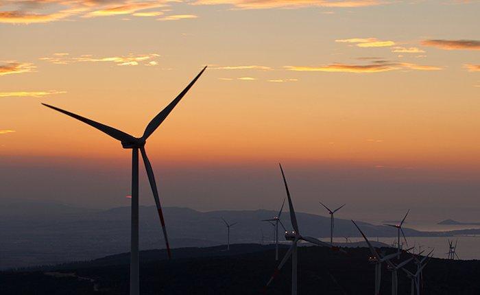 Galata Wind'e ait Mersin RES'in kurulu gücü 56,85MWe oldu