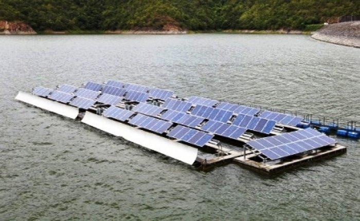 Nevşehir'de 30 MW'lık yüzer hibrit GES kurulacak