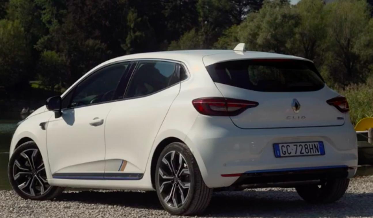 OYAK Renault'dan Clio 4'ün yerine Yeni Clio Hibrit