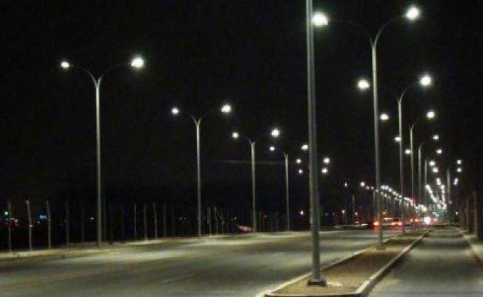 Yanmayan sokak lambalarına mobil takip