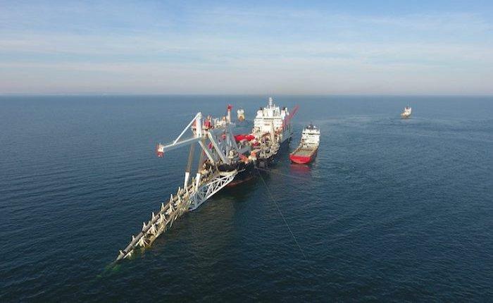 Kuzey Akım 2 çalışmaları Alman sularında devam edecek