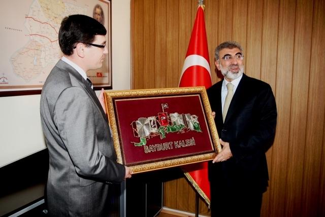 Yıldız: Osmangazi`ye el koyulmadı, düzelince yönetim ortaklara iade edilecek