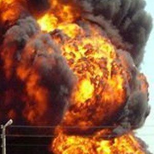 NATO Petrol Boru Hattı`nda patlama