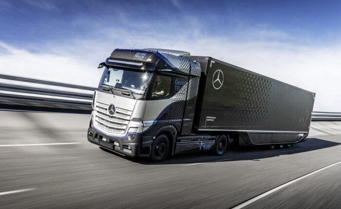 Shell ve Daimler Truck hidrojen yakıtlı taşımacılık için işbirliği yapacak