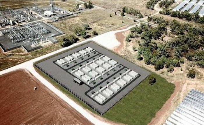 Shell ve Edify, Avustralya'da 100 MW'lık batarya kuracak