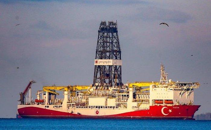 Fatih Karadeniz'de yeni sondaja başladı