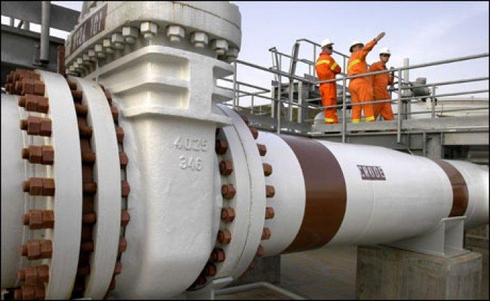 TCMB'dan Takasbank'a doğal gaz borsası izni