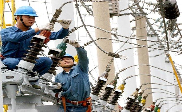 Çin'in elektrik tüketimi yüzde 12,5 arttı