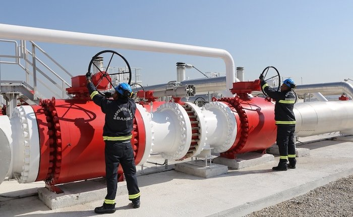Ankara Nallıhan'a doğal gaz Ekim'de ulaşıyor